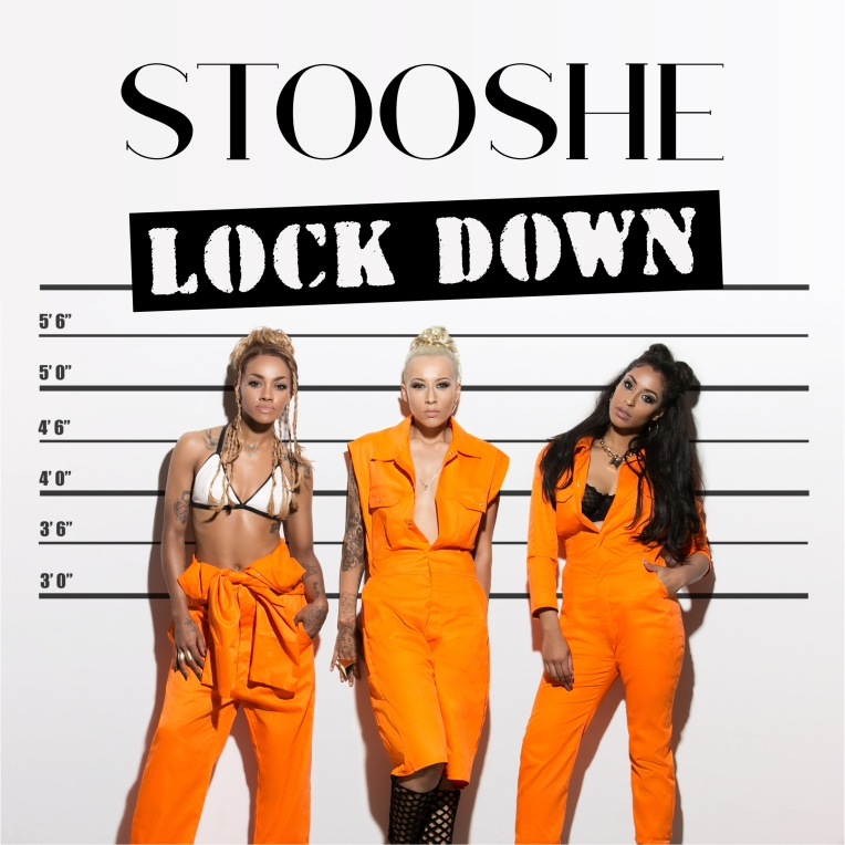 Pack Shot Stooshe_LOCK DOWN