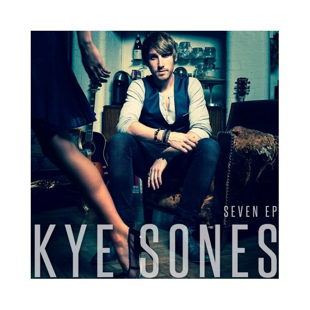 Seven-EP-by-Kye-Sones